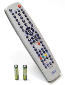 DMTech LT 20 XTV Replacement Remote