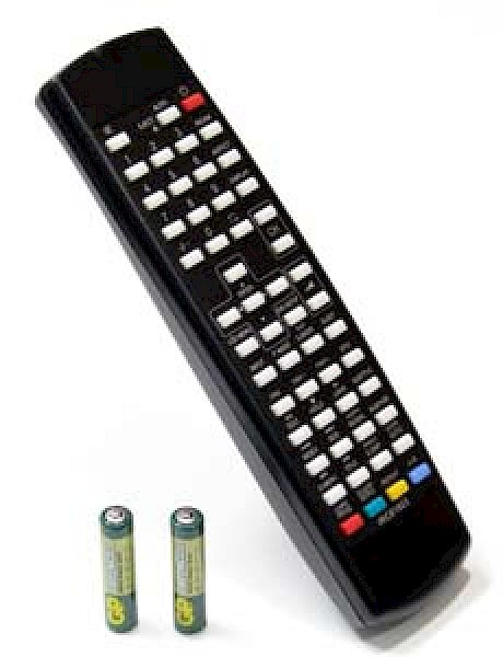 Crown ALCD3209LTP Replacement Remote