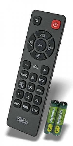 DSPEAKER ANTI MODE 2.0 Replacement Remote